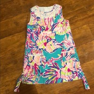 Lilly Pulitzer dress 👗 girls size 5